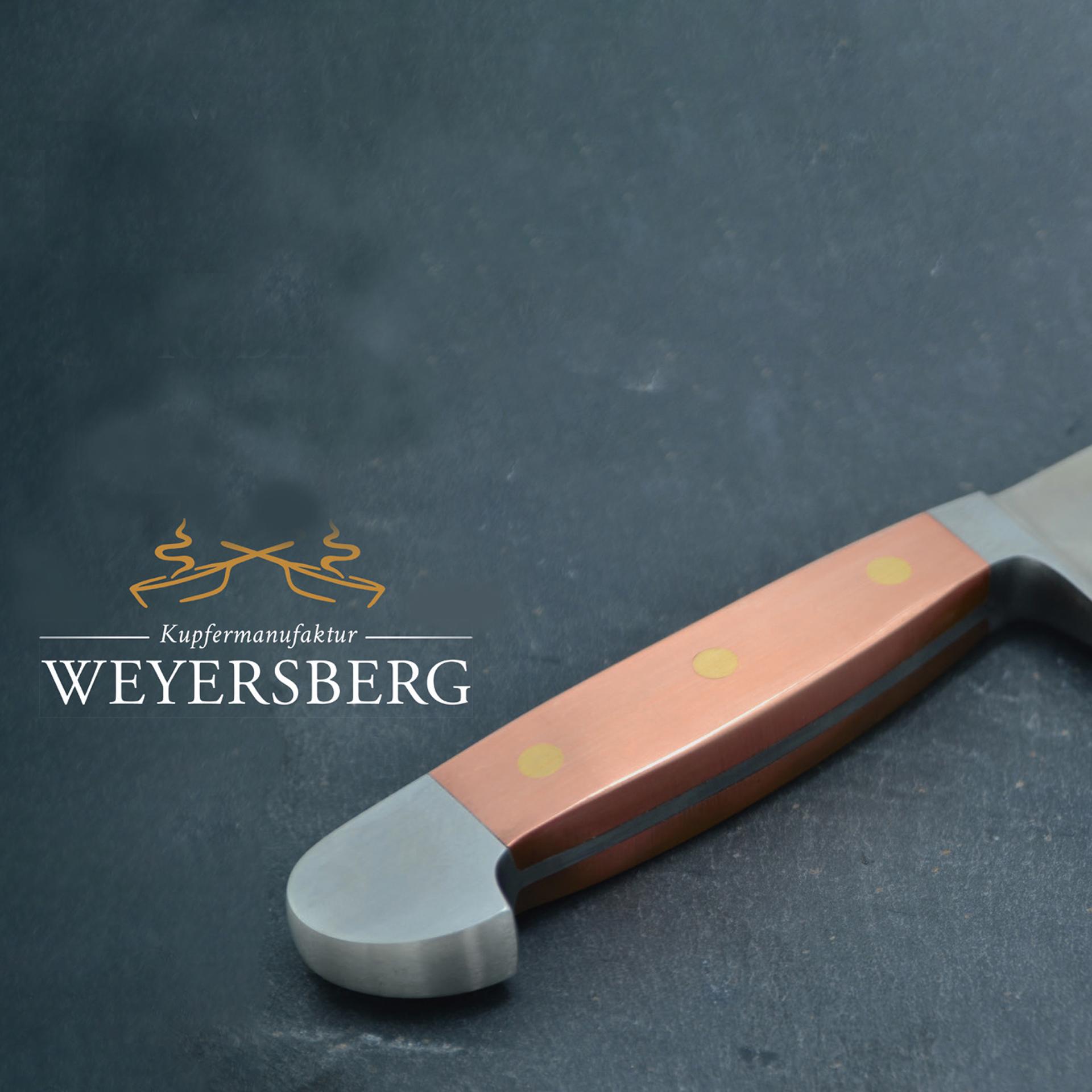 Kupfermanufaktur Weyersberg Kochmesser